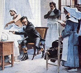 Laennec and the stethoscope