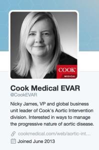 Cook_Medical_EVAR___CookEVAR____Twitter