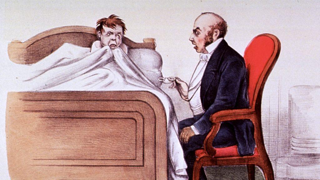 doctor patient divide